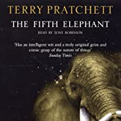 The Fifth Elephant: Discworld, Book 24 | [Terry Pratchett]