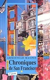 Les  nouvelles chroniques de San Francisco