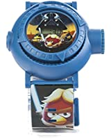 Angry Birds Star Wars - ABSW2 - Montre Enfant - Quartz - Digital - Bracelet Plastique Multicolore