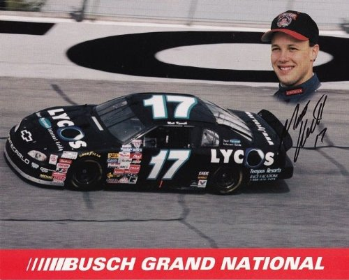 autographed-1998-matt-kenseth-17-lycos-racing-busch-grand-national-8x10-signed-nascar-vintage-hero-c