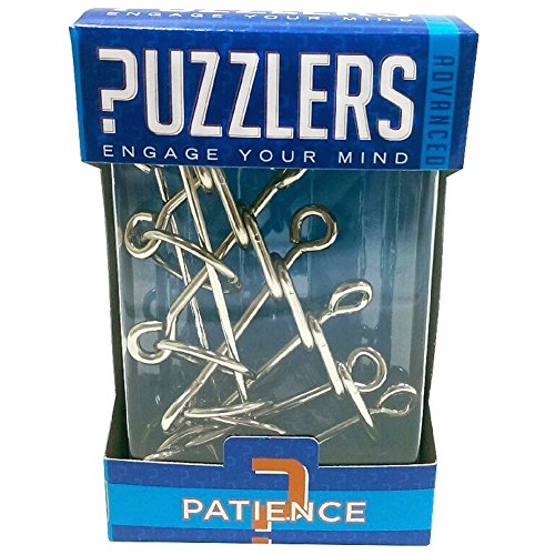 Puzzlers Patience by Gift Item