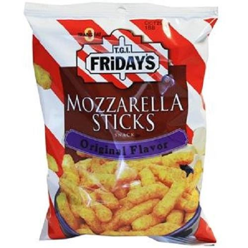 Poore Brothers Tgif Mozzarella Stick, 2.25-Ounces (Pack of 6) (Mint Chocolate Chip Gum compare prices)