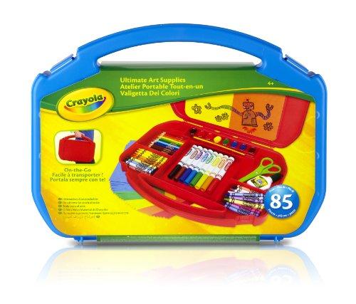 crayola-04-2704-e-000-kit-de-loisir-creatif-atelier-portable-tout-en-un-coloris-aleatoire