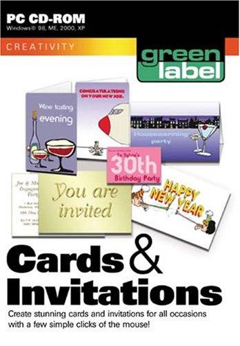 Greenstreet Card & Invitations (PC)