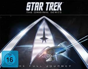 DVD * Star Trek the Original Series Box [Import allemand]