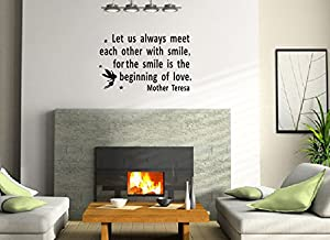 Flower Removable Wall Sticker Paper Mural Art Decal Home Room Decor from EXCITES CO.,LTD