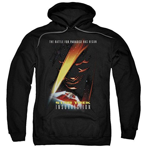 Hoodie: Insurrection Star Trek CBS527AFTH