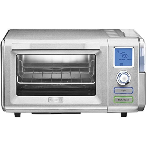 Cuisinart CSO-300N Convection Steam Oven, Stainless Steel (Steamer Cuisinart compare prices)