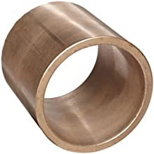 Bunting Bearings Powdered Metal SAE 841 Sleeve (Plain) Bearings