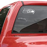 Seattle Seahawks 8&quot;x8&quot; White Decal Logo at Amazon.com