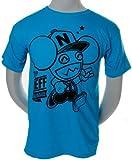 Neff 1UP S/S T-Shirt - Turquoise