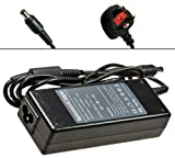 75W AC Adapter Charger for Toshiba Satellite Pro U200 2100 M10 R10 R15 R20 R25 U205 U300 U305 Series. UK Power Cord included!