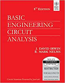 basic engineering circuit analysis 9th edition by irwin pdf