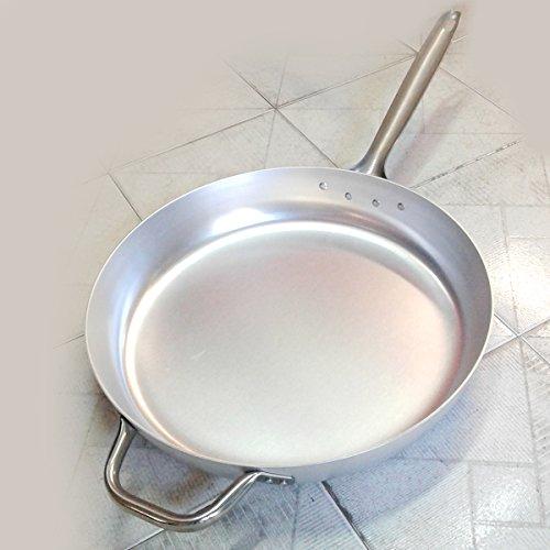 Padella 1 Manico professionale della FASA diametro 50cm in alluminio puro 99% MADE IN ITALY