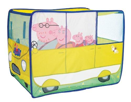 Peppa Pig Campavan Tent At Shop Ireland