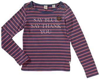 Scotch R'Belle - Sweat - shirt Fille - Multicolore - Mehrfarbig (C - dessin C) - FR : 12 ans (Brand size : 152)
