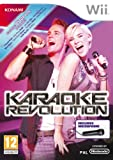 Karaoke Revolution with Microphone (Wii)