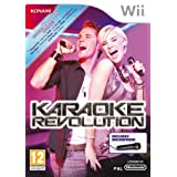 Karaoke Revolution with Microphone (Wii)by Konami
