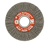 SIT Wheel Brush 200 x 29mm x 38mm bore O.D. x Width 200 x 29 mm Qty 1 Wire Wheels + Brushes
