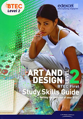 Btec Level 2 First Art & Design Study Gu