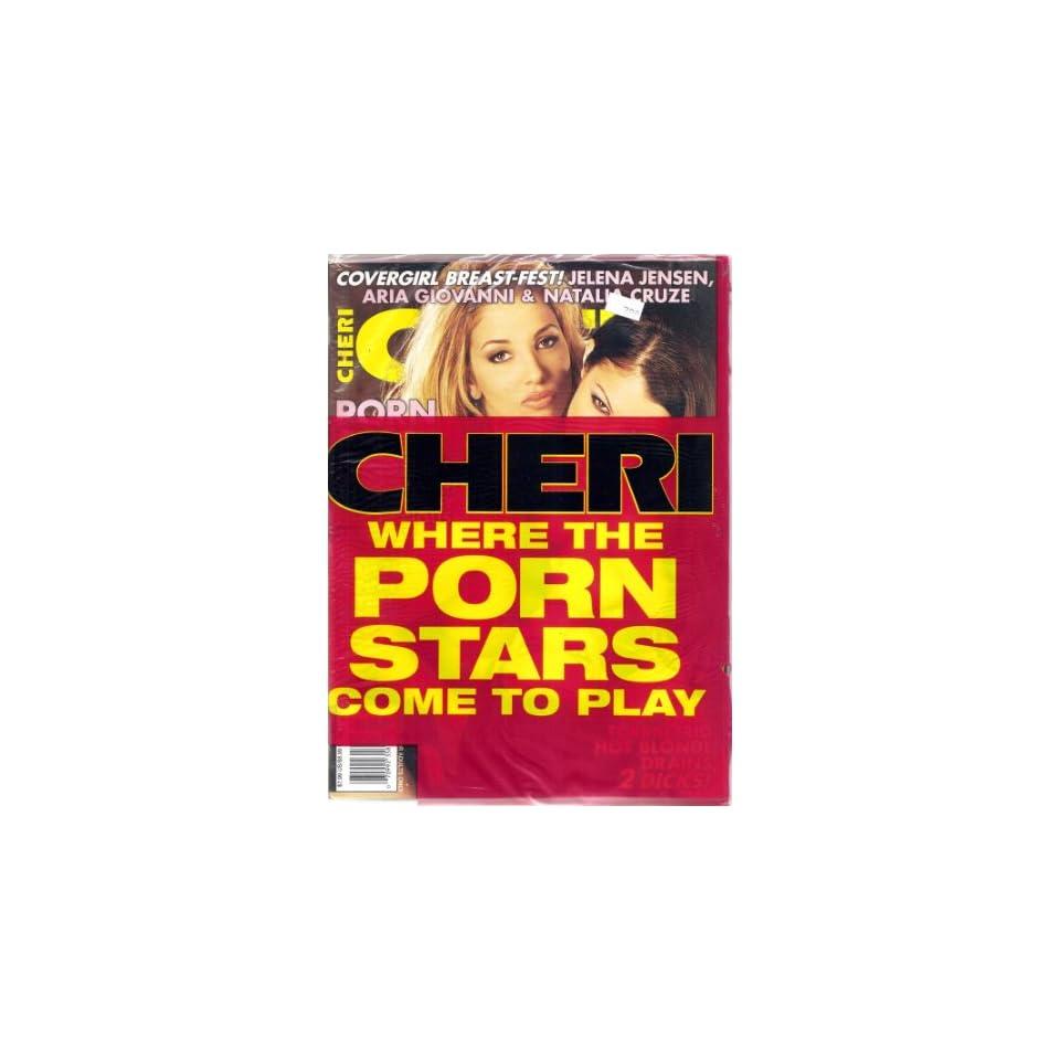 CHERI MARCH 2005 ARIA GIOVANNI CHERI MAGAZINE Books