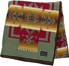 Pendleton Blankets - Chief Joseph Robe - Sage
