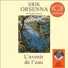 L'avenir de l'eau   Livre audio Auteur(s) : Erik Orsenna Narrateur(s) : Michel Raimbault