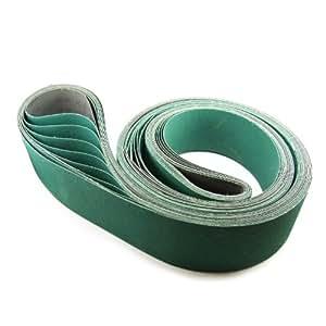 2 X 72 Inch 36 Grit Metal Grinding Ceramic Sanding Belts