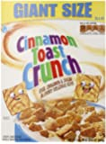 Cinnamon Toast Crunch Cereal, 23.6 Ounce (Pack of 2)