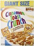 Cinnamon Toast Crunch Cereal, 23.6 Ou...