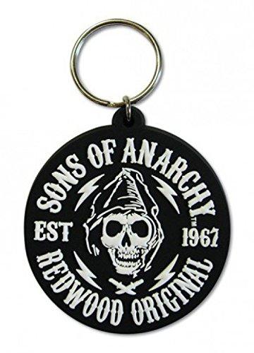 Sons Of Anarchy - Redwood Original Reaper Portachiave (6 x 4cm)