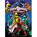 "Power Rangers Mystic Force - Die komplette Staffel [6 DVDs]von ""Firass Dirani"""