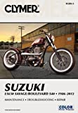 Suzuki LS650 Savage/Boulevard S40 1986-2012 (Clymer Manuals: Motorcycle Repair)