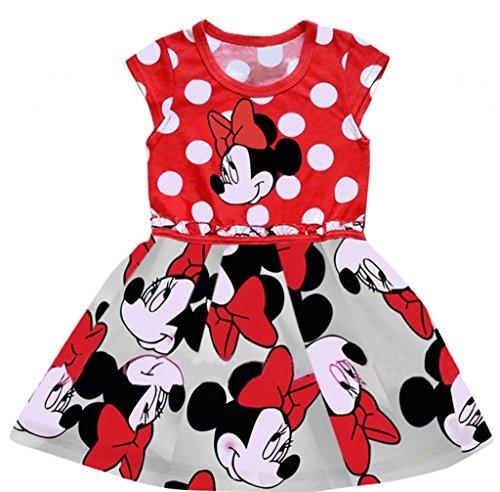 Eyekepper Little Girls' Lovely Tutu Gown Princess Dress 110cm