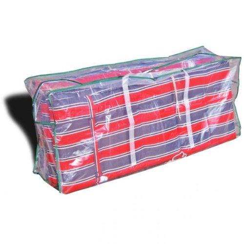 Feste Tragetasche für 4 Auflagen 125x32x50cm Schutzhülle Auflagen Auflagenbox günstig kaufen