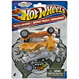 Hot Wheels X CrazErasers: Collectible Puzzle Erasers Series #1 [C9772002]