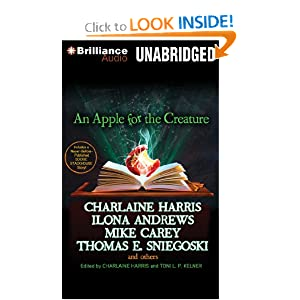An Apple for the Creature Toni L. P. Kelner, Angela Dawe and Luke Daniels