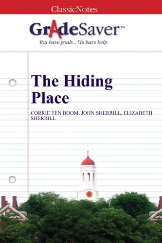 The hiding place character sketch essay