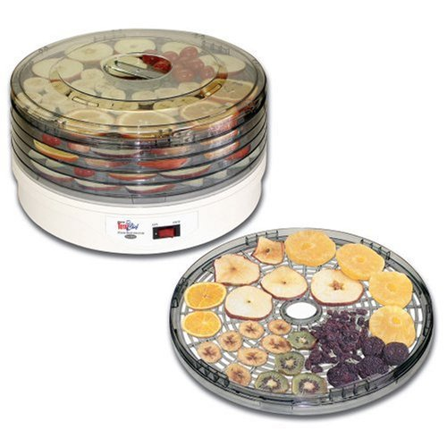 Total Chef Tcfd-05 Deluxe 5-Tray Food Dehydrator