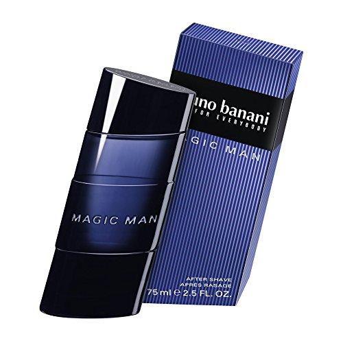 Bruno Banani Magic Man Eau de Toilette, Uomo, 75 ml