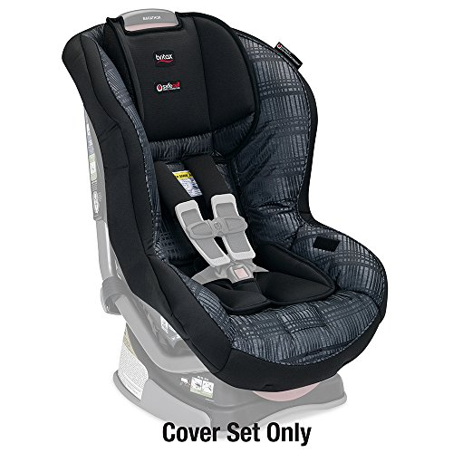 Britax Marathon Convertible Car Seat Cover Set, Domino