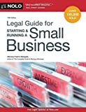 img - for Legal Guide for Starting & Running a Small Business by Fred S. Steingold Attorney (2015-04-30) book / textbook / text book