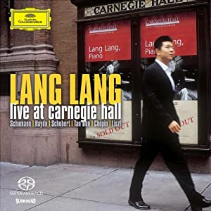 Live At Carnegie Hall Hybrid by deutsche grammophon