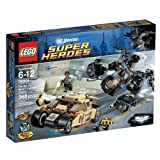 LEGO The Bat vs. Bane Tumbler Chase Super Heroes Set 76001