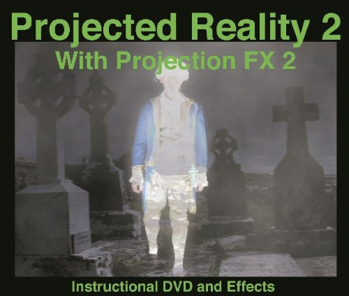 [Projected Reality Vol 2 DVD] (Homemade Grim Reaper Halloween Costumes)