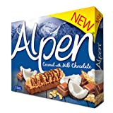 Alpen Coconut & Chocolate Cereal Bars 5 Pack 145g
