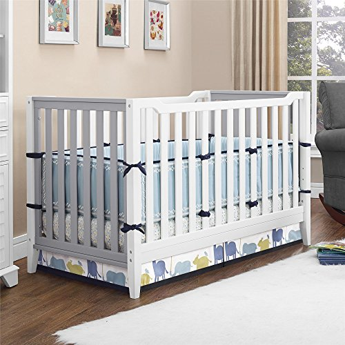 Baby Relax The Aaden 3 In 1 Convertible Crib Daybed