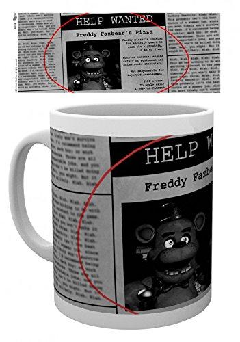 Five Nights at Freddy's - Help Wanted Tazza Da Caffè Mug (9 x 8cm)