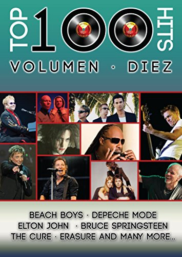 TOP 100 HITS VOL.10 [BEACH BOYS,DEPECHE MODE,ELTON JOHN,THE CURE,ERASURE Y MAS....] IMPORT.