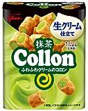江崎グリコ 抹茶コロン 56g×10個